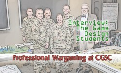 Professional Wargaming: Game Design at the Command & General Staff College