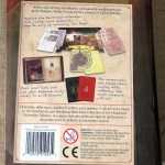 Miskatonic U Restricted Collection back cover