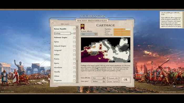 12 282 BC Game Start