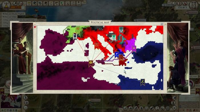 13 Political Map
