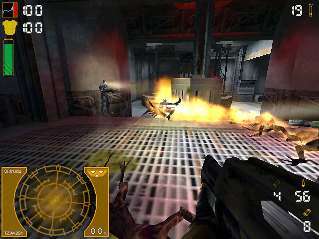 AVP2-Flaming