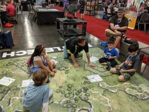 Kids Oversized Battletech 615