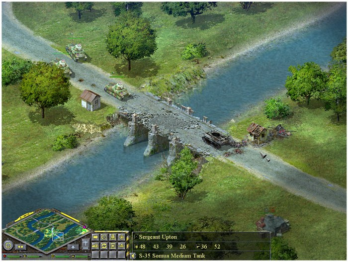 CR Blitz Bridge