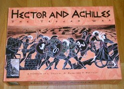 Classic Reviews: Hector & Achilles from Phalanx Games