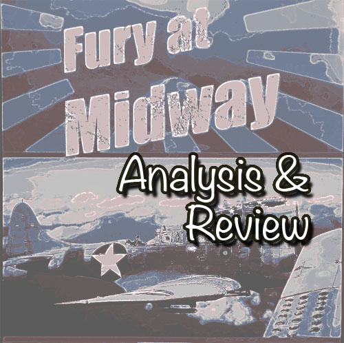 Shattering Operations in Fury at Midway by Revolution Games