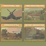 Armchair Dragoons Reviews Brief Border Wars from Compass Games