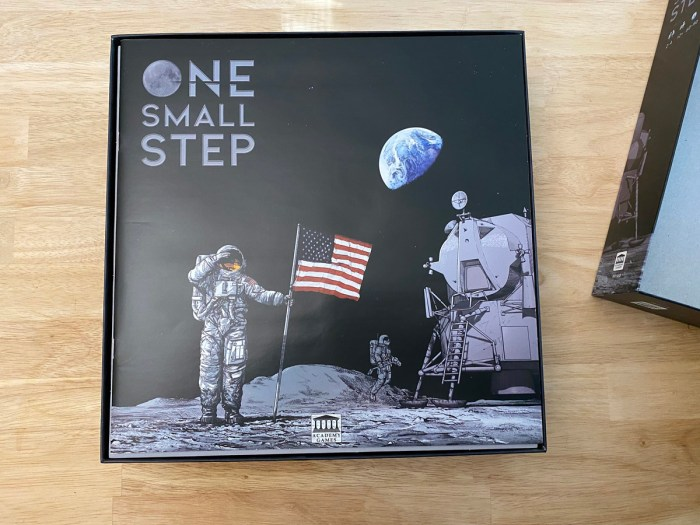 One Small Step 1