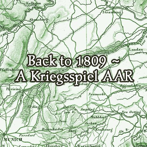 1809 Vol de L'Aigle Kriegsspiel ~ AAR Part the First