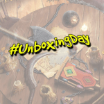 #UnboxingDay! Gloomhaven: Jaws of the Lion by Cephalofair Games