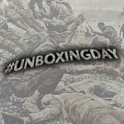 #UnboxingDay! D-Day at Omaha