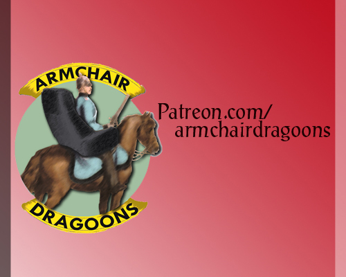 The Armchair Dragoons Have Launched a Patreon