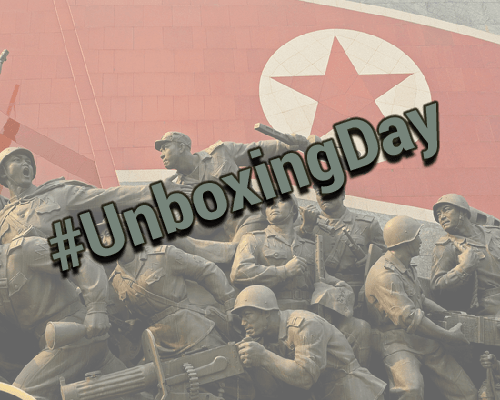 #Unboxing Day – No Motherland Without: North Korea in Crisis and Cold War from Compass Games