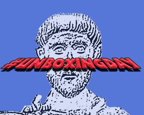 #UnboxingDay – Stilicho by Hollandspiele