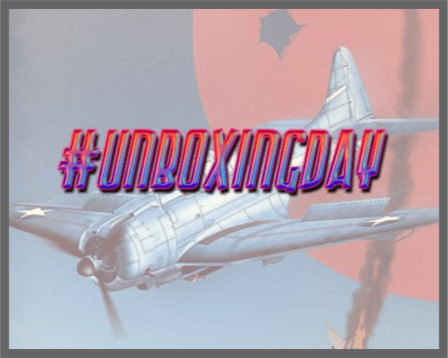 #UnboxingDay – The Battle of Midway by Turning Point Simulations