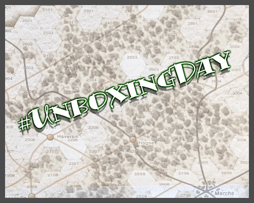 #UnboxingDay – Celles: The Ardennes, December 23-27, 1944 (Battle of the Bulge Volume I)