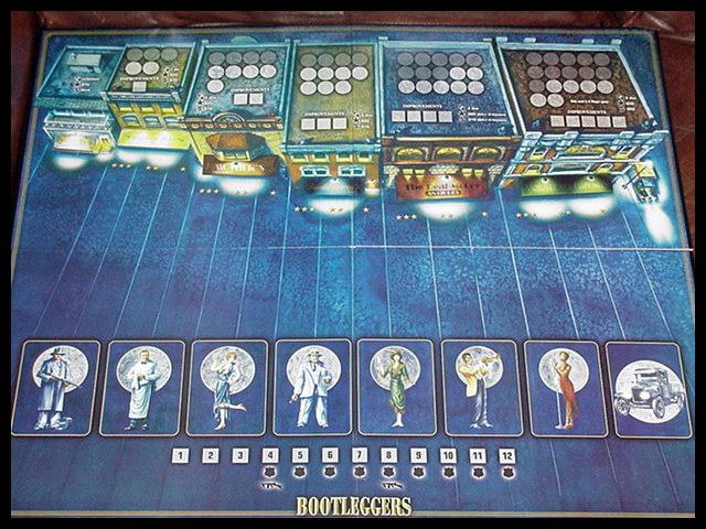 Bootleggers-Board