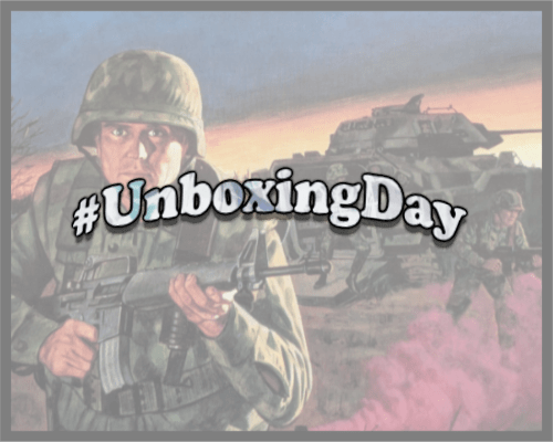 #UnboxingDay – Fire Team
