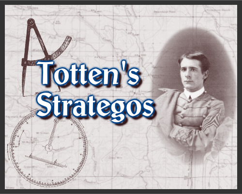 Nineteenth Century Military Wargames – Charles Totten's Strategos: The Advanced Game