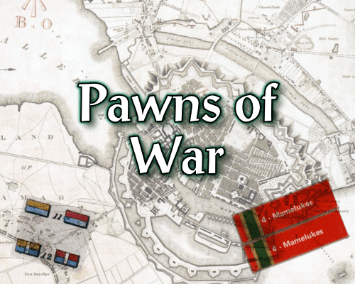 Nineteenth Century Military Wargames – Unit Counters, The Pawns of Wargame Designers