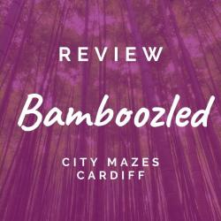 Review: City Mazes Cardiff (Bamboozled)