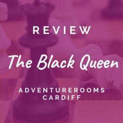 Review: AdventureRooms Cardiff (The Black Queen)