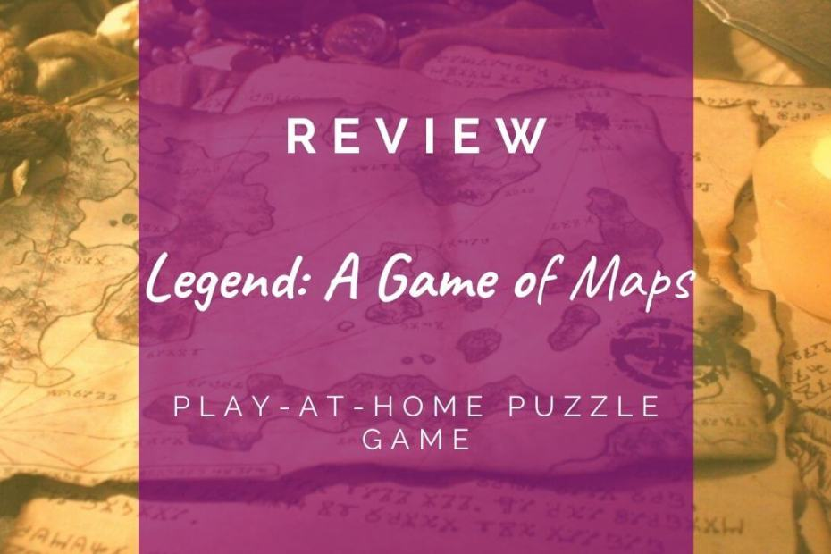 Legend: A game of Maps review