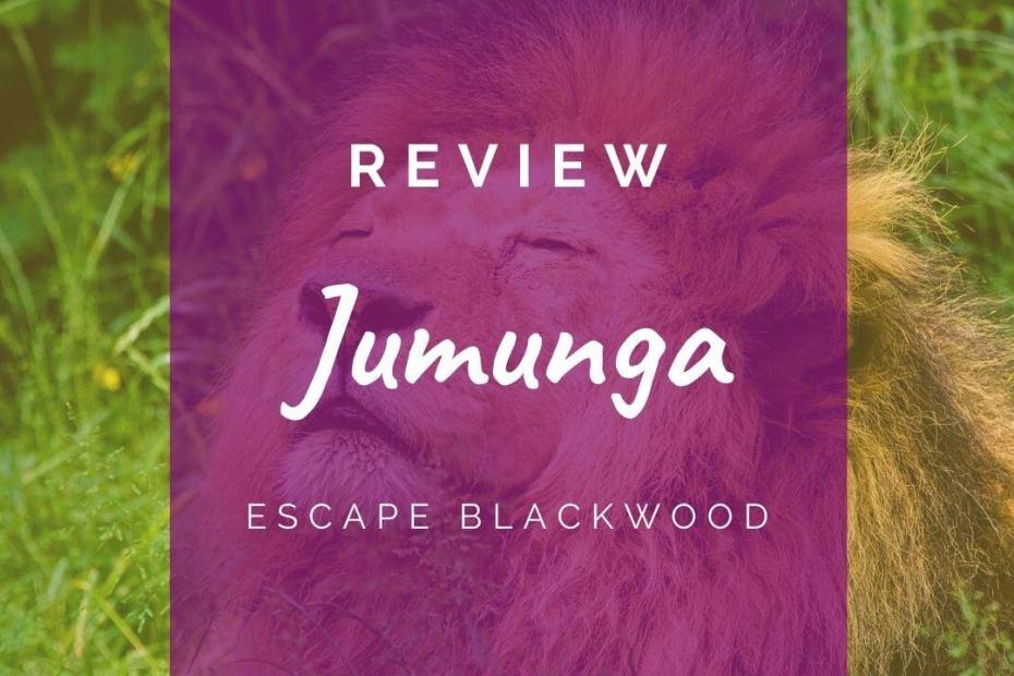 Jumunga Escape Blackwood review
