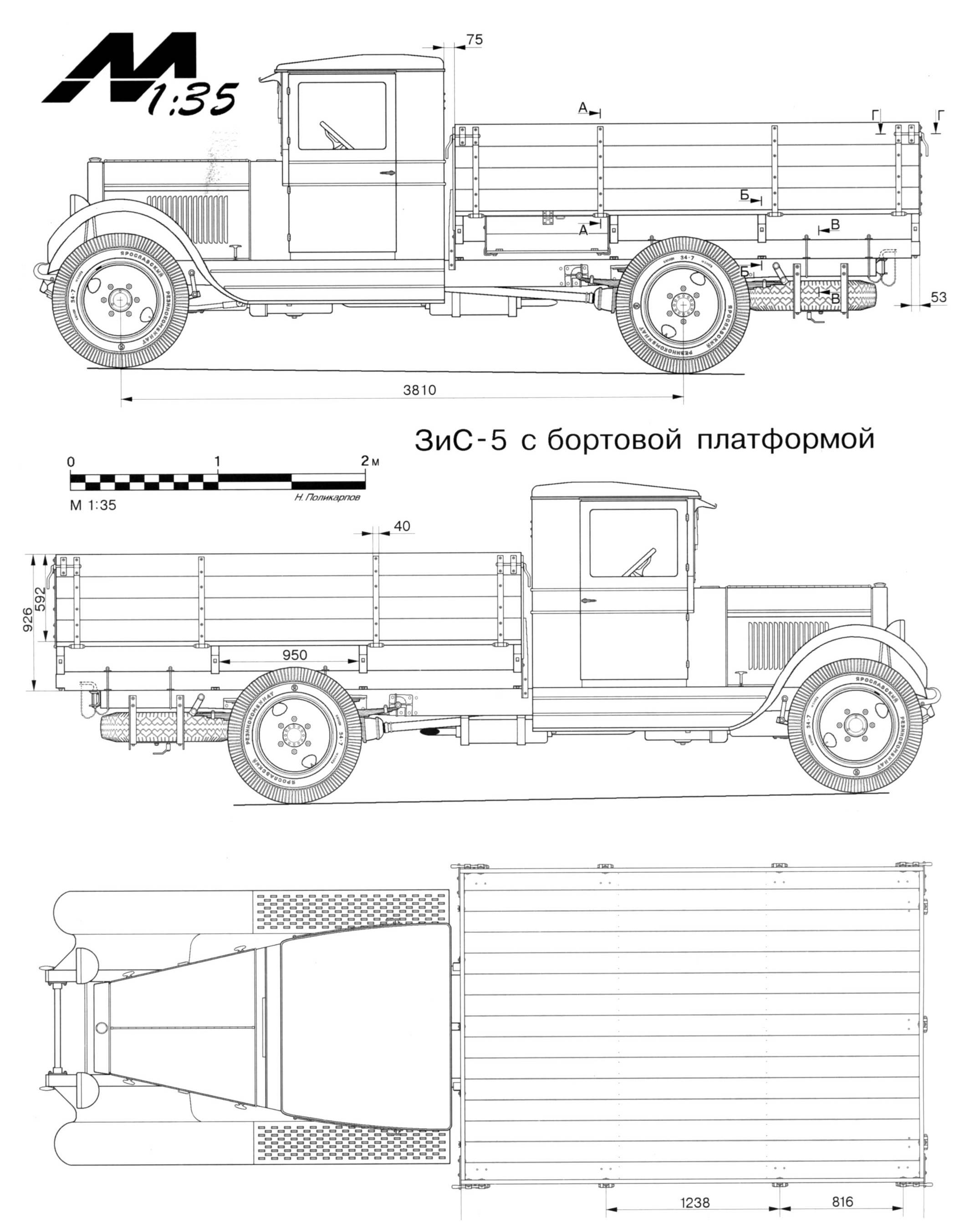 Zis 5 Trucks