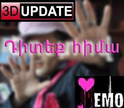 Armenian emo հայ էմո