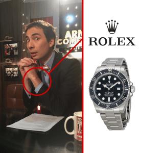 Հաղորդավարի գերթանկանոց ժամացույցահարիր ձեռքը կոռուպցիոն կասկածներ է հարուցում