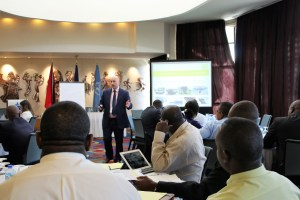 ATT & UNPoA Workshop in Caribbean