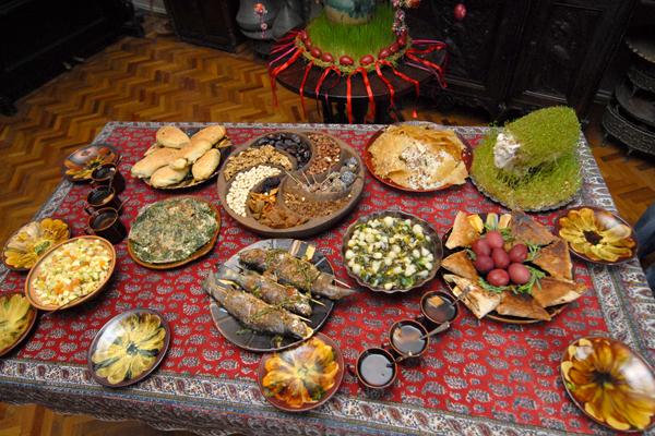 Krisdos haryav i merelots happy easter armenian for Armenian cuisine