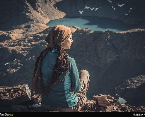 Qajkar / Armenian highland