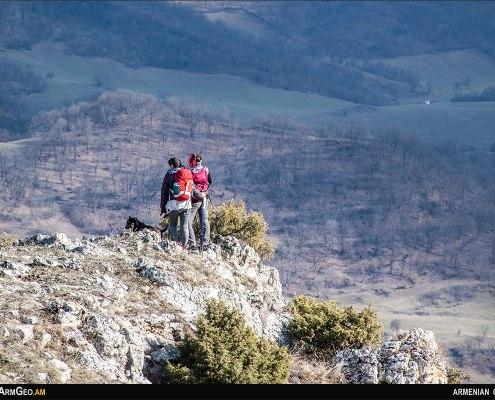 Ijevan mountains / Hiking in Armenia
