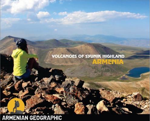 Volcanoes of Armenia