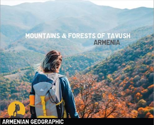 Mountains & forests of Tavush / Dilijan - hike Tavush region
