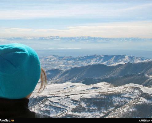 Վերելք Դիզափայտ լեռ