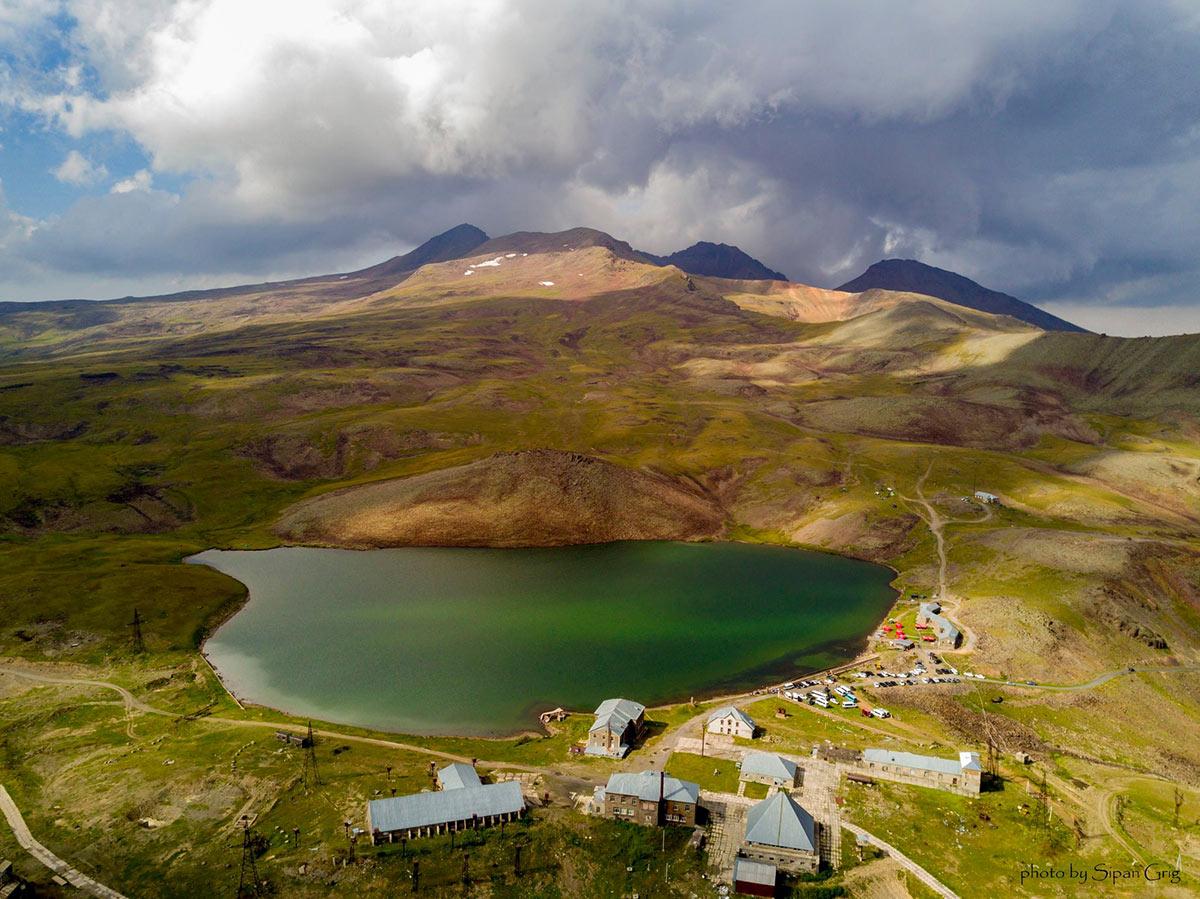 Հայաստանի լճերը - Armenian Geographic - ArmGeo