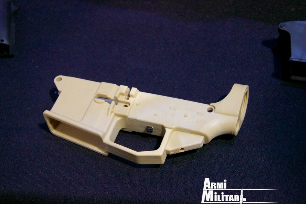 Ares Armor - Receiver AR-15 polimerico