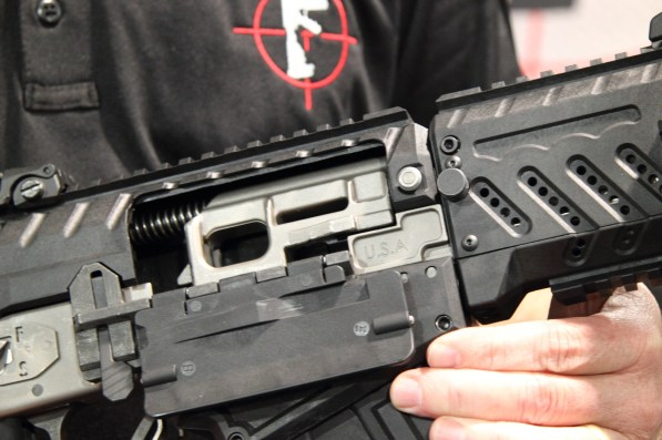 Fostech Arms Origin-12 - Otturatore