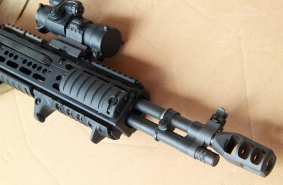 M11A2 - Montato su M14