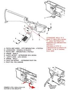 AR-15 M4 Spare Parts List - 17