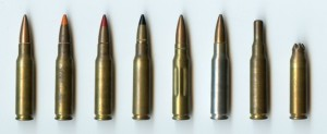 7.62mm NATO Cartridges