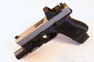 Glock RV - Lato sinistro sopra