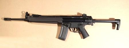 MKE T43 - Con calciolo estensibile aperto