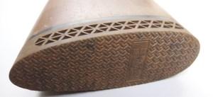 Dettaglio del pad in gomma - Foto BunkerGunstore