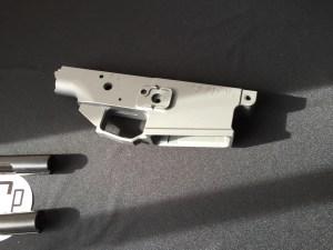 Il receiver per lo SCAR