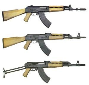 Zastava M64 Prototipi