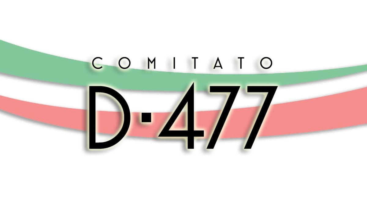 Comunicato CD-477 del 2019-01-16