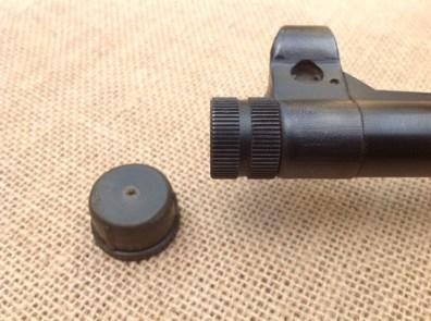 Haenel MP41 Mirino e Volata